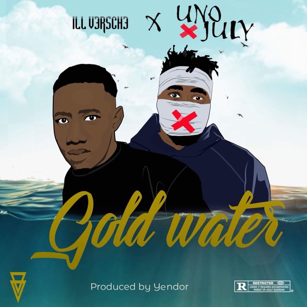 illverse Listen To Illverse's 'Gold Water' Joint Ft. Uno July i