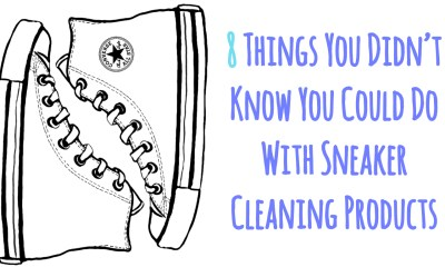 sneaker lab Here Are 8 Things You Didn't Know You Could Do With Sneaker Cleaning Products g
