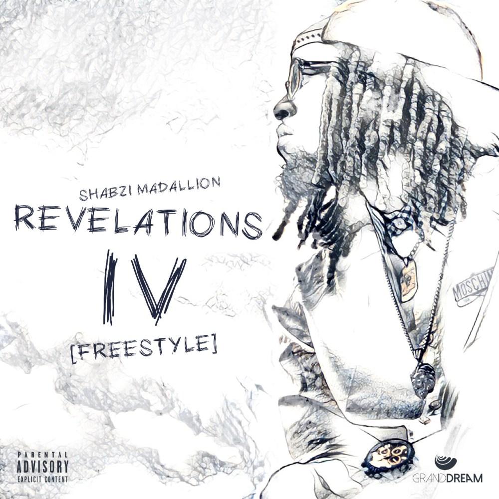shabzi madallion Listen To ShabZi Madallion's New 'Revelations IV' Freestyle ShabZi Madallion Revelations IV