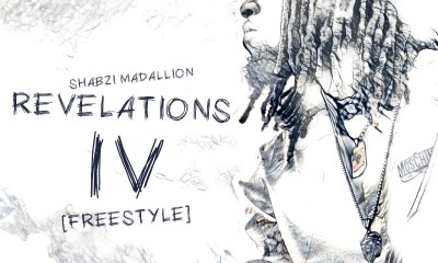 shabzi madallion Listen To ShabZi Madallion's New 'Revelations IV' Freestyle ShabZi Madallion Revelations IV