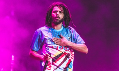 j. cole J. Cole Rumoured To Have Signed With PUMA J
