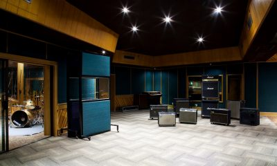 Downtown Studios Celebrates 40 Years Of Contributing To The Music Industry Studio 1 Tracking Area