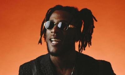 burna boy Burna Boy Added To #AFROPUNKJoburg Line-Up burna