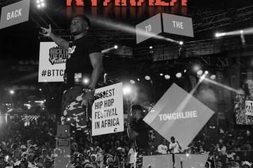 Touchline Drops New Bars For The Streets On 'Nyakaza' Single [Listen] Nyakaza