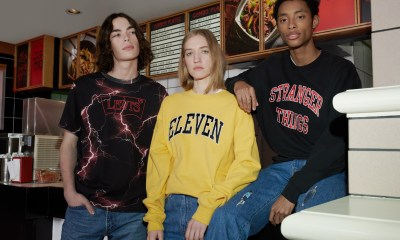 levi's® New LEVI'S® x STRANGER THINGS FALL/WINTER 2019 19 H2 STRANGER THINGS GROUP W 02 M 06 M 07 2241 RGB