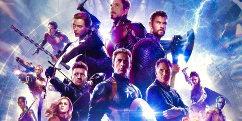 Apple Music Signs Major Label Deal With Cash Money Records Avengers Endgame Chinese poster