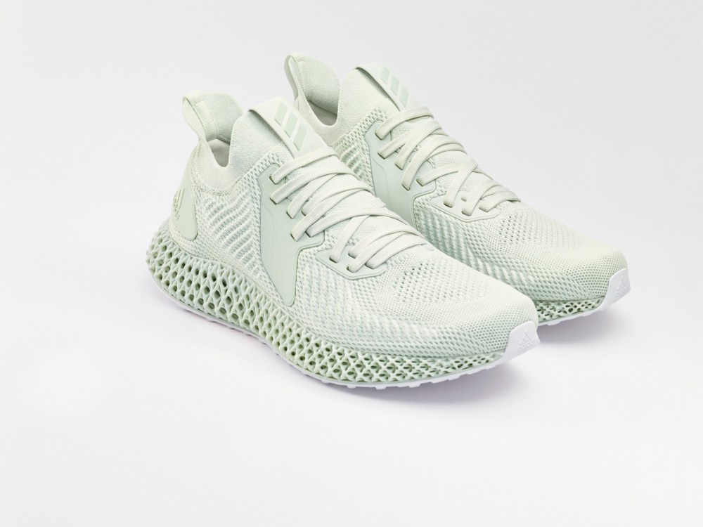 adidas Launches ALPHAEDGE 4D Parley For The Oceans H22244 PAIR FRONT SHOT ALPHAEDGE 4D PARLEY 501706