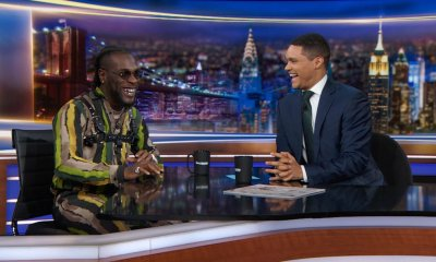 burna boy Watch Burna Boy Have A Convo With Trevor Noah On The Daily Show ds 24 144 exclusive intv