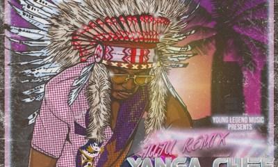 yanga Yanga Dropping New 'Juju' (Yuri x King P Amapiano Remix) Ft. Kwesta This Friday image004