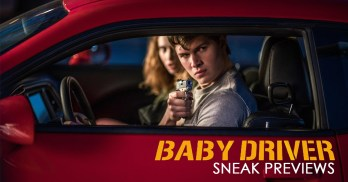 Baby Driver Sneak