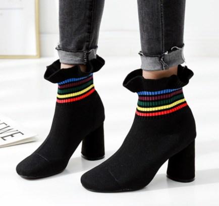 Короткие Ботинки. Тренд В Обуви 2020-2021