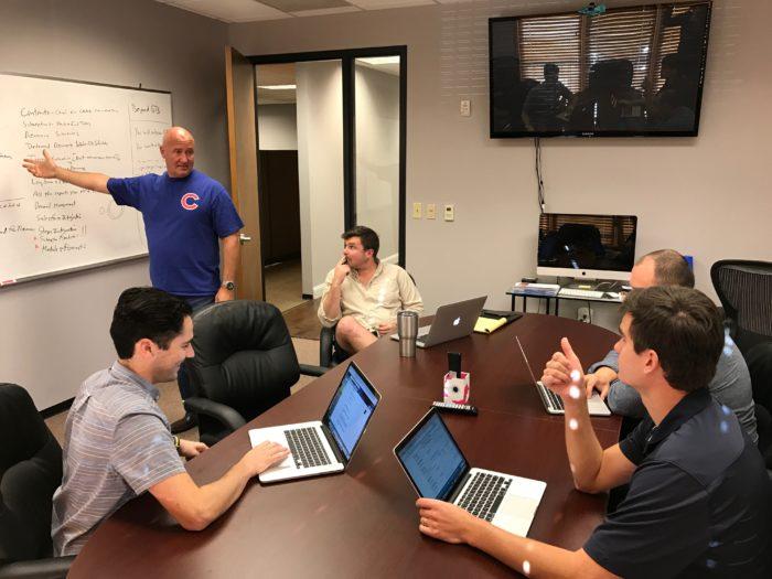 saasoptics-team-meeting