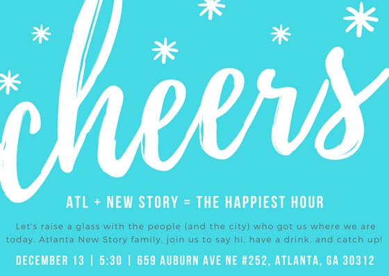 New Story holiday meet up