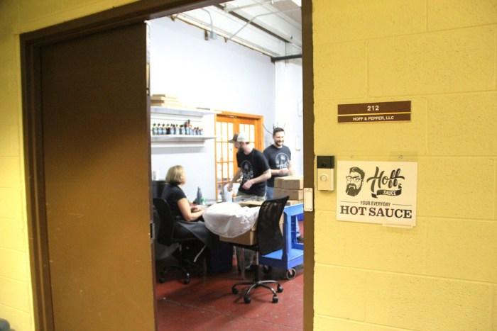 Hoff Sauce 2