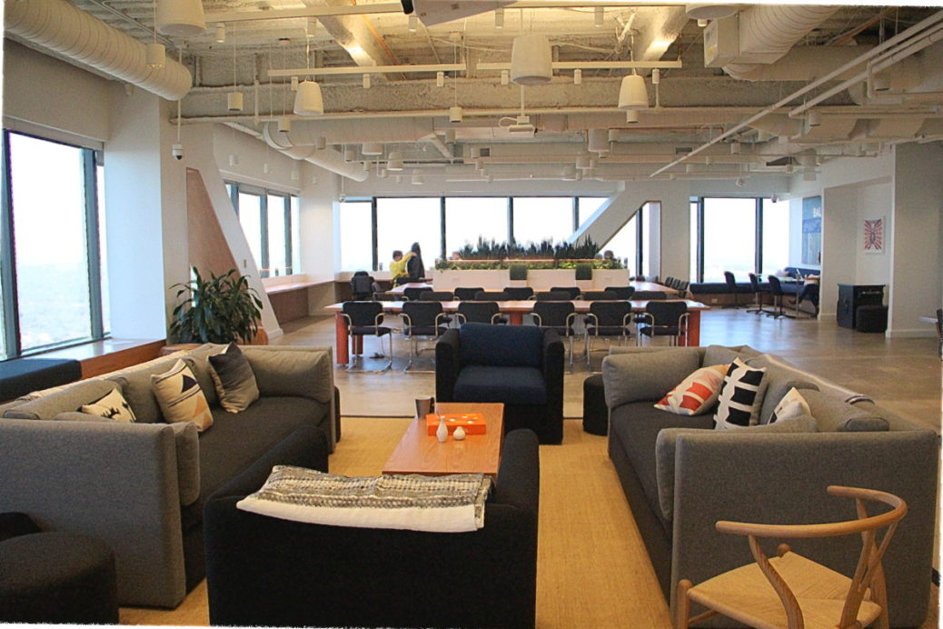 WeWork Labs Open Space
