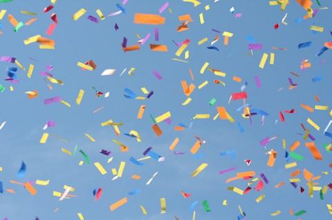 Confetti, by A Dose of Ship Boy