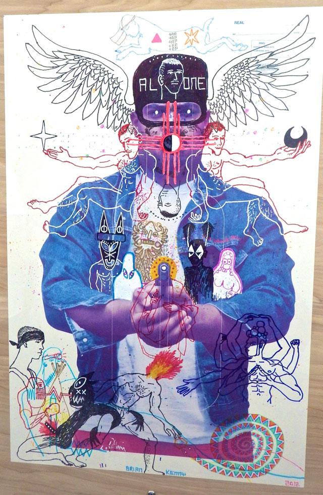 Artwork by Brian Kenny