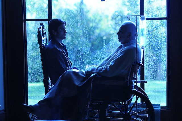 """Film still from """"The Time Being"""""""