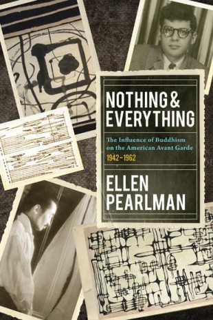 """Ellen Pearlman's """"Nothing and Everything"""" (Image via North Atlantic Books)"""