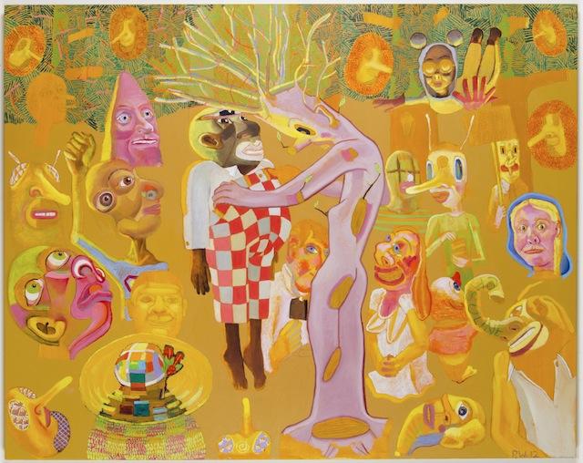 "Peter Williams, ""Untitled,"" (2012)"