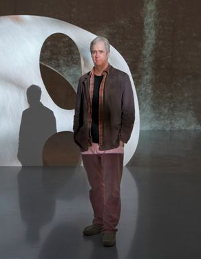 Tony Oursler (Photo via sculpture-network.org)