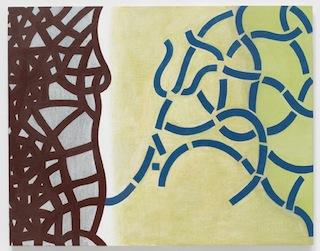 "Thomas Nozkowski, ""Untitled (9 - 24)"", 2012"