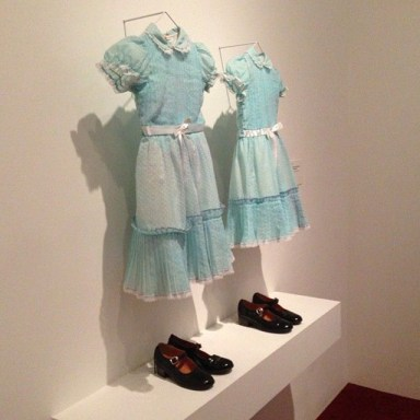 """The twins' dresses from Kubrick's """"The Shining"""""""