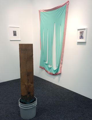 The Joe Smith display at the David Petersen gallery.