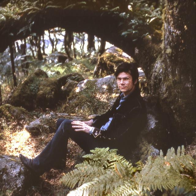 Robert Smithson, Wistmanís Wood, 1969. Photographed by Nancy Holt. ©Nancy Holt, VAGA, New York/DACS, London, 2013