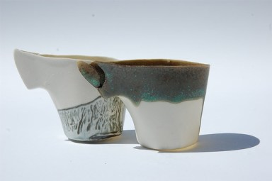 Vessels by recent Pratt graduate Hannah June will be among the first iteration of the Brooklyn-based CSA+D (image courtesy CSA+D)