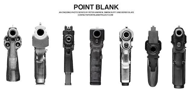 Peter Andrew's Point Blank Project web site (www.pointblankproject.com)