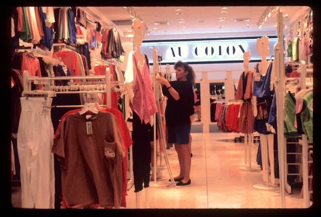 """""""Au Colong"""" from Michael Galinksy's project """"Malls Across America"""""""