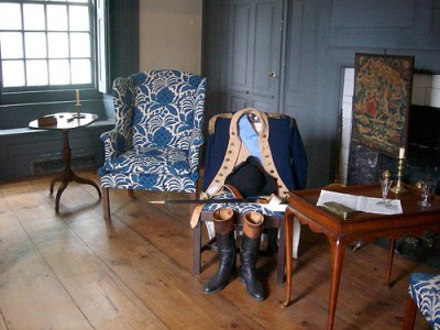 Van Cortlandt House Museum (photograph by the author)