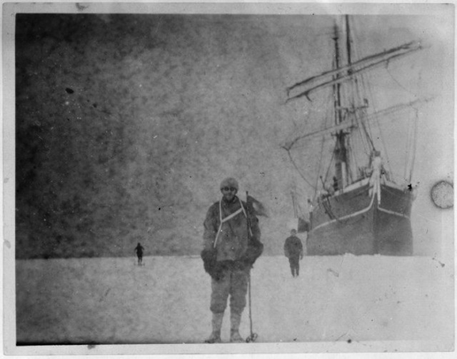 Photographs from a 1915 Antarctica expedition were recently discovered. Images available on the New Zealand Antarctic Heritage Trust website.