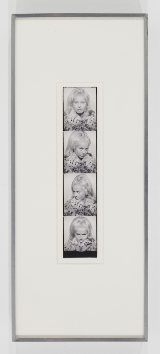 """artwork by Andy Warhol part of """"Hooray for Hollywood"""" at Mixed Greens & Pavel Zoubok gallery"""
