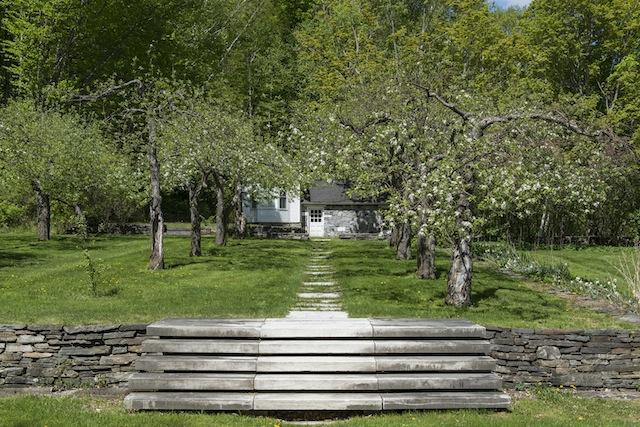 Currier Farm Danby, VT Photograph © Peter Vanderwarker, 2013, courtesy The Cultural Landscape Foundation.