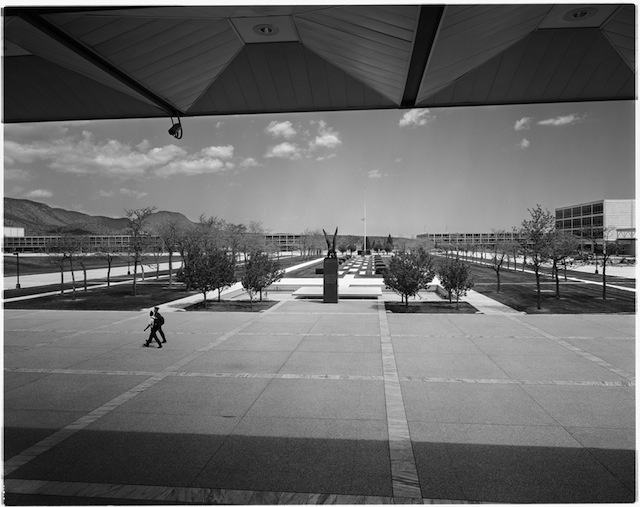 United States Air Force Academy Colorado Springs, CO Photograph © Brian K. Thomson, 2013, courtesy The Cultural Landscape Foundation.