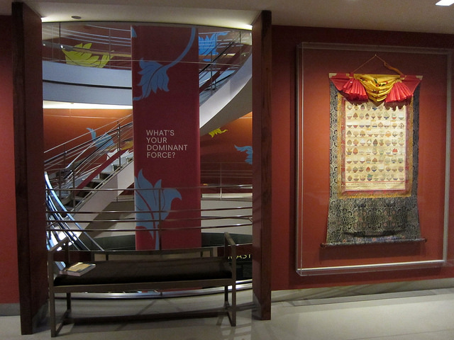 Bodies in Balance: The Art of Tibetan Medicine installation view