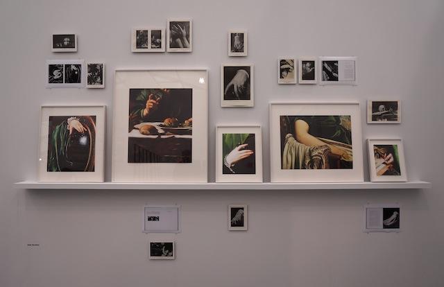 Iñaki Bonillas's installation at ProjecteSD