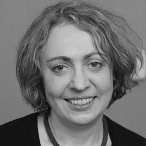 Ekaterina Degot, a Russian art historian and curator (image via )