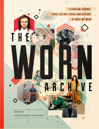 'The WORN Archive' (image via wornfashionjournal.com) (click to enlarge)
