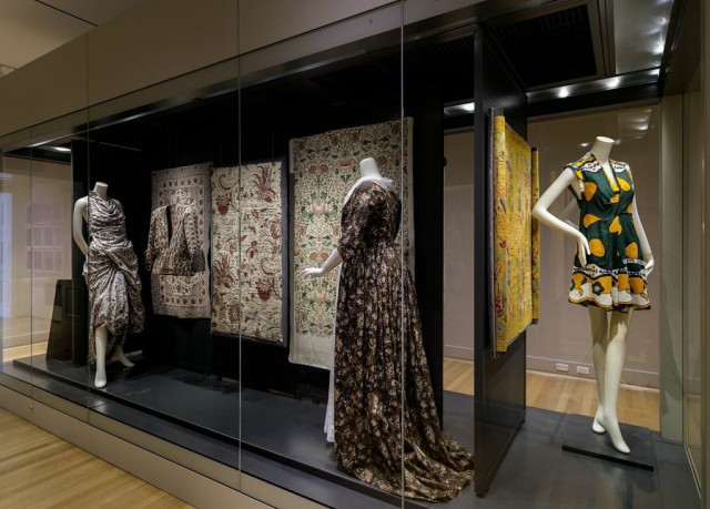 New look. Old favorites. New galleries for ancient Egyptian art, Asian art, and Costume and Textiles. RISD Museum, Providence, RI.