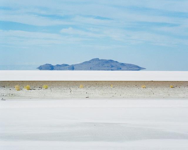Mike Osborne: Floating Island