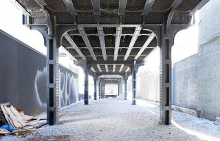 Future High Line home of Lisson Gallery (courtesy Lisson Gallery, photograph by Jason Schmidt.)