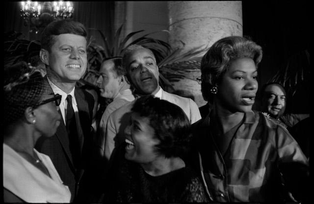 5.John F. Kennedy, Democratic National Convention, Los Angeles_Winogrand
