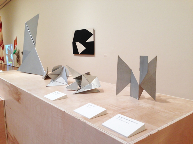 Lygia Clark, various 'Critters' on view at MoMA