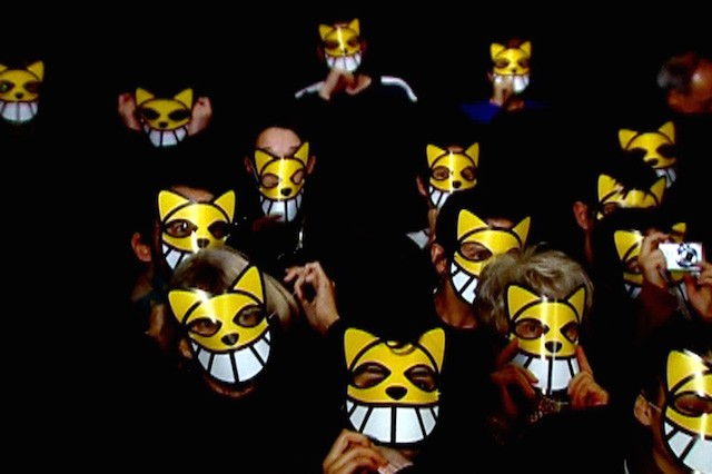 Chris Marker, still from 'The Case of the Grinning Cat'