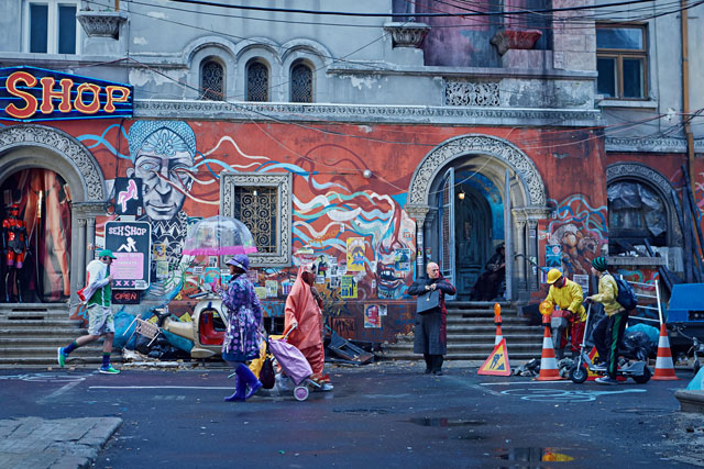 Still from 'The Zero Theorem' (via thezerotheorem-movie.com)