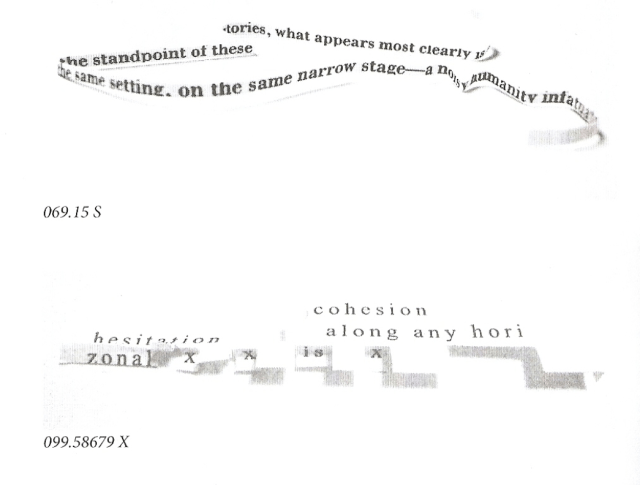 Figure 3. Partial page scan of Clarity.