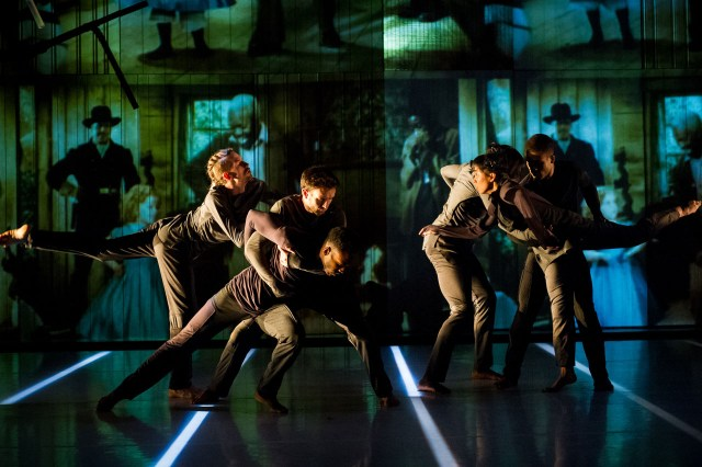 """Kyle Abraham / Abraham.In.Motion's """"The Watershed"""" at New York Live Arts"""